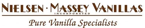 Nielsen Massey Vanillas logo
