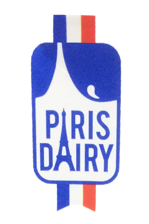 Paris Dairy Logo
