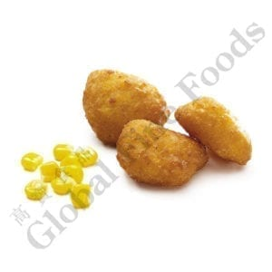 Battered Sweet Corn Nuggets
