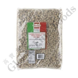 Italian Pizza Topping Cooked & Crumbled
