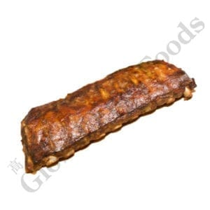 Pork Spareribs Slow Cooked