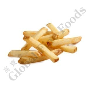 Regular Cut Skin on Fries