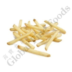 Stealth Shoestring Cut Skin on Fries