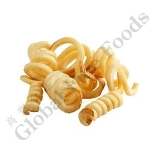 Natural Twister Fries