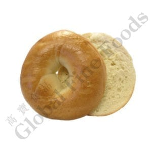 Plain Bagel Sliced Sleeve packed