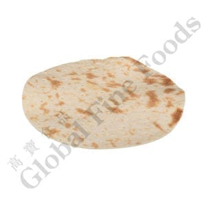 ParBaked Die Cut Thin Pizza Crust NO Edge