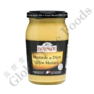 Bornier Dijon Mustard in bottle