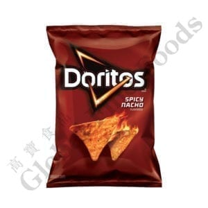 Spicier Tortilla Chips