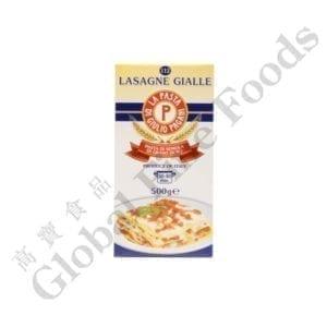 Plain Lasagne