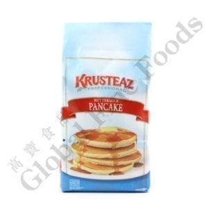 Pancake Mix Pouch Buttermilk