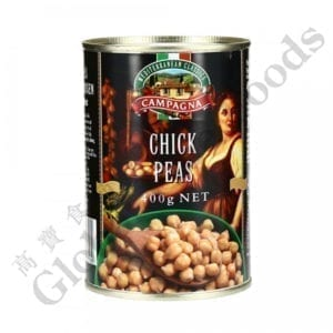 Boiled Bean Chick Pea