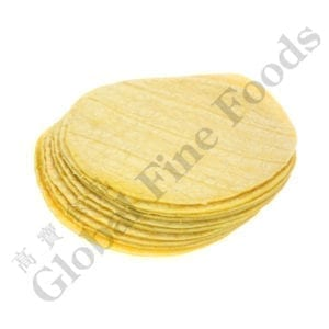 Corn Thick Tortilla Yellow