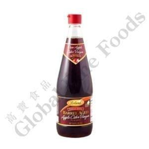 Apple Cider Vinegar Barrel aged