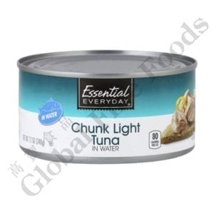 Tuna Chunk Light in Water