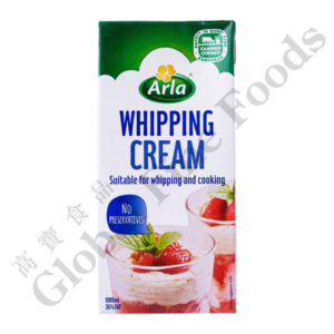 Arla UHT Whipping Cream 1L