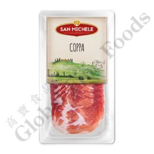 Italy Coppa Sliced